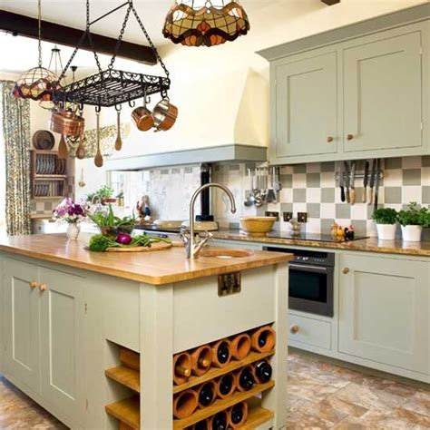farmhouse kitchen in the uk