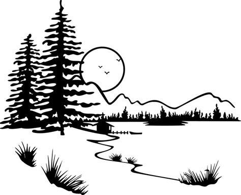 black and white mountain black and white black and white mountain clip