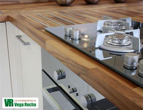 encimeras cocina madera encimera de cocina de madera las palmas cocina