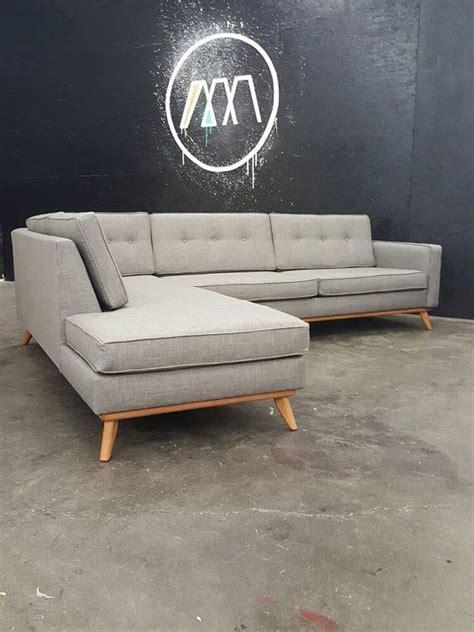 sofas modern design best 25 mid century sofa ideas on