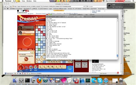 is os a scrabble word mac os x scrabble word trainer with growl