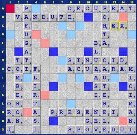 hex scrabble s a jucat azi pe isc decembrie 2011