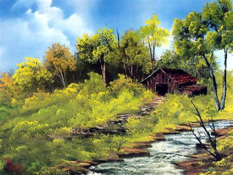 bob ross paintings for sale original paintings of 3 meadow bob ross for sale by