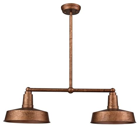 copper kitchen light fixtures industrial vintage style copper kitchen island light
