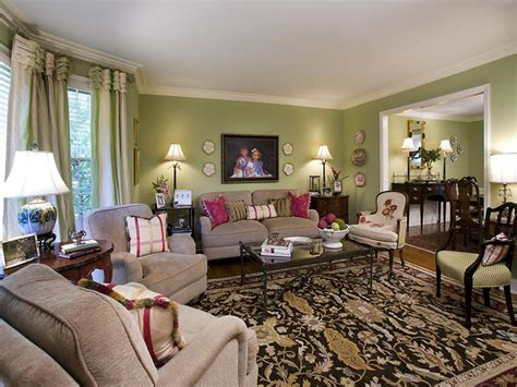 paint colors for living room with green living room creekside living room green paint colors