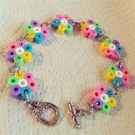 perler bead bracelet bracelet hama by ahallava perler