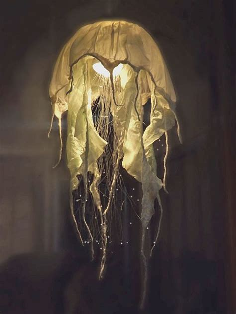 jellyfish chandelier jellyfish lighting ideas for your home ultimate home ideas