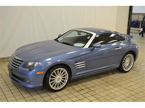 Chrysler Crossfire Srt 6 by 2005 Chrysler Crossfire Srt 6 Sioux Falls Crossfiremarket