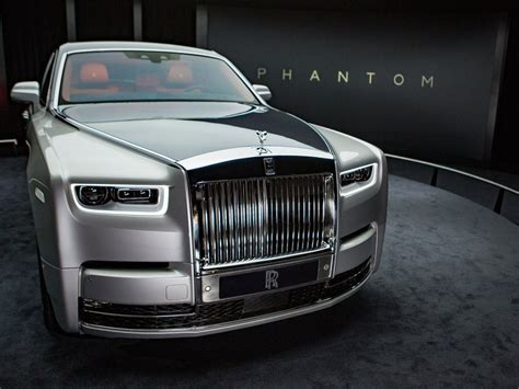 Roll Royce Phantom new rolls royce phantom pictures features business insider