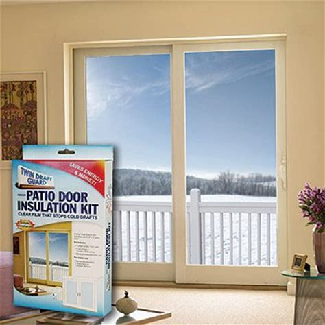 patio door insulation kit patio door insulation kit image 3m indoor patio door