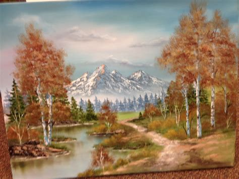 bob ross paints new bob ross painting classes new york