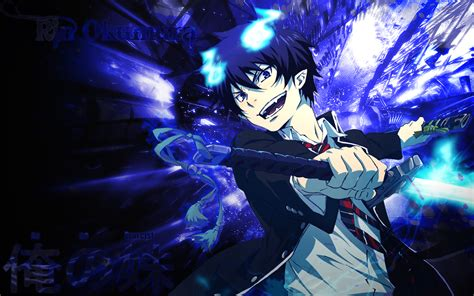 ao no exorcist ao no exorcist otaku daydreams
