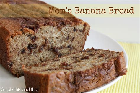 banana bead simply this and that s banana bread
