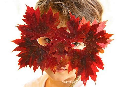 autumn leaves crafts for fall decor crafts easy fall leaf projects family
