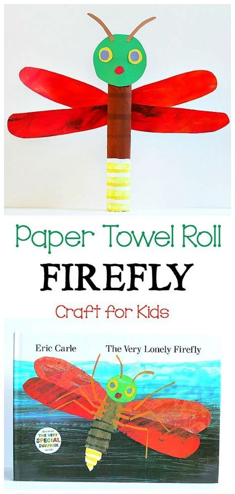 paper towel roll crafts for preschoolers 25 best ideas about lightning bug crafts on