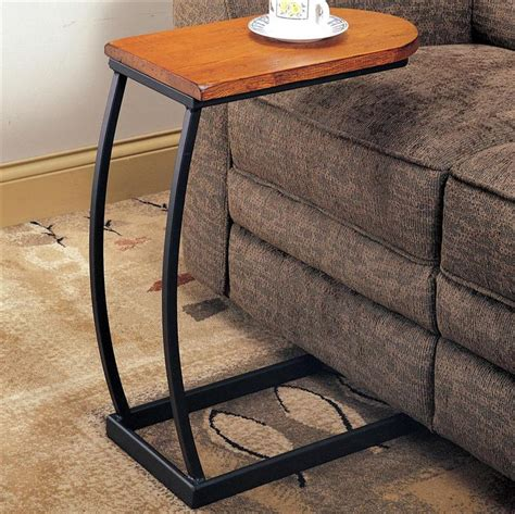 c shaped table for sofa attractive c shaped side table all about house design