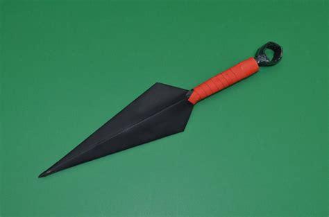 origami kunai knife c 243 mo hacer una kunai de papel arma casera