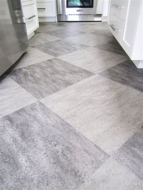tiles for kitchen floor make a statement with large floor tiles