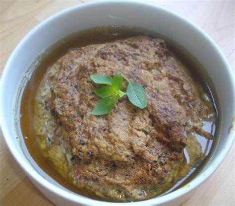 recette thermomix terrine de foie de volaille