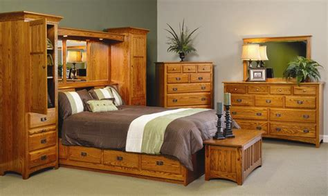 pier wall bedroom furniture amish monterey pier wall bed unit with platform storage