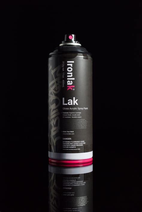 spray paint ironlak the new ironlak is here lak by ironlak gloss acrylic