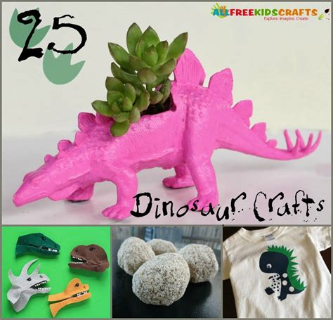 dinosaur crafts for to make crafts for boys 36 awesome dinosaur crafts for