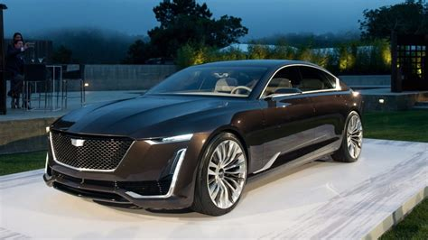 Cadillac Concept by Executive Design Director Andrew Smith On The Cadillac