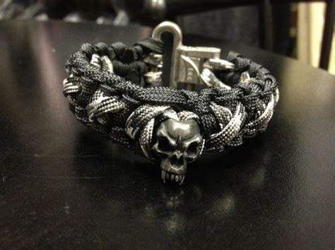 skull for paracord bracelets 17 best images about skull and hex paracord on