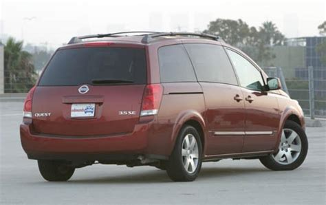 Nissan Quest 2005 by 2005 Nissan Quest Information And Photos Zombiedrive