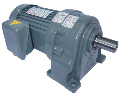 Gear Motor by Helical Geared Motor
