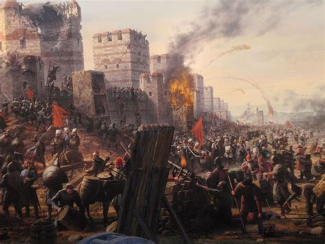 ottoman turks 1453 things i think about the fall of constantinople