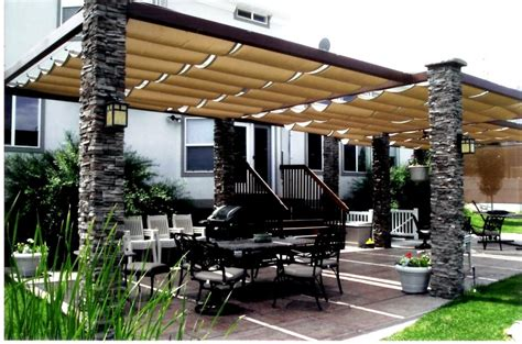 Outside Canopy by 20 Stylish Outdoor Canopies For The Home