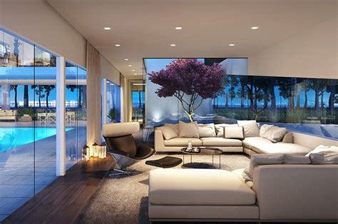 modern sofa living room modern living room with high ceiling carpet zillow