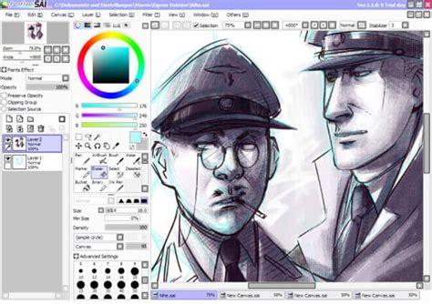 paint tool sai mac os x как пользоваться paint tool sai