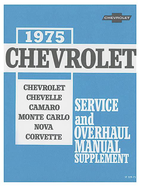 service manuals schematics 1973 chevrolet monte carlo parking system 1975 monte carlo chassis service manuals opgi com