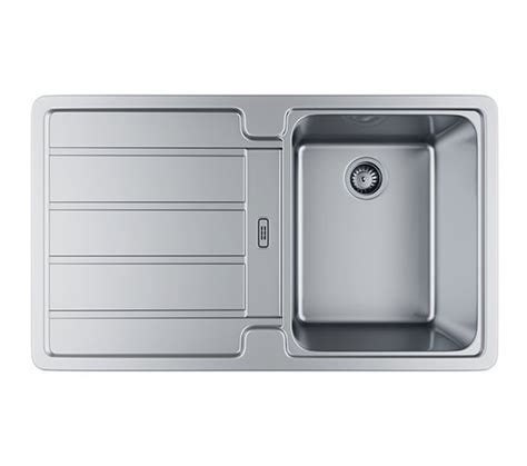 kitchen sinks uk suppliers franke hydros hdx 614 stainless steel 1 0 bowl kitchen