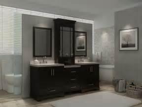 bathroom vanity hutch bathroom vanity with hutch universalcouncil info