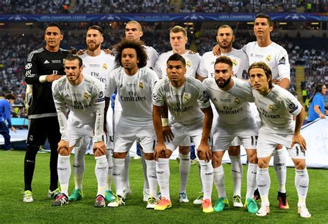 real madrid the chions league between real madrid and