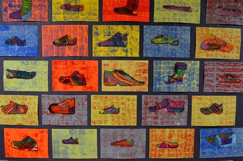 5th grade craft projects expedition 5th grade pop shoe project