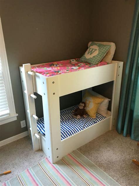 bunk beds toddler best 25 toddler bunk beds ideas on toddler
