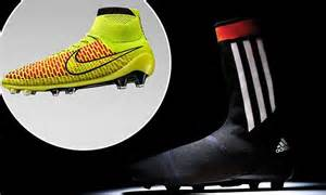 nike knitted football boots knitted football boots adidas and nike unveil new all in
