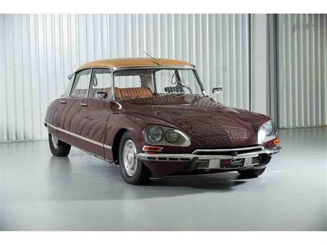 Citroen Ds21 For Sale 1968 citroen ds21 for sale classiccars cc 966765