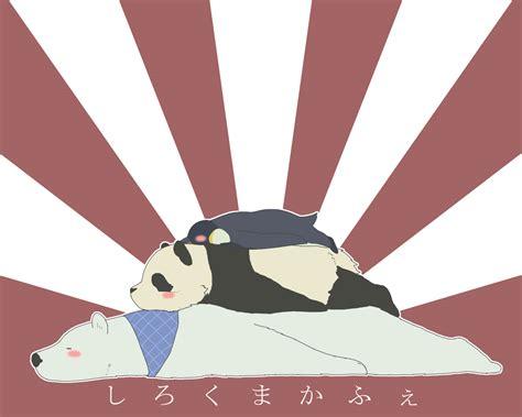 shirokuma cafe shirokuma cafe 1099793 zerochan