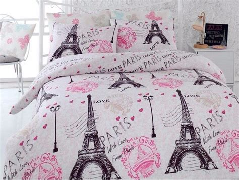eiffel tower comforter sets eiffel tower bedding and comforter set 100 cotton skin