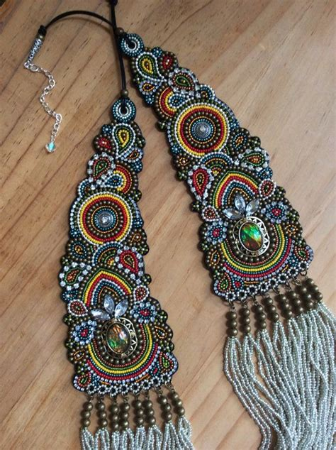 beaded embroidery bead embroidery picmia
