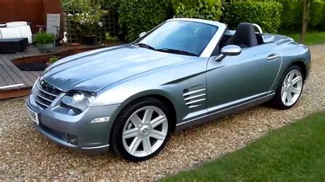 2004 Chrysler Crossfire Review by Review Of 2004 Chrysler Crossfire Convertible For