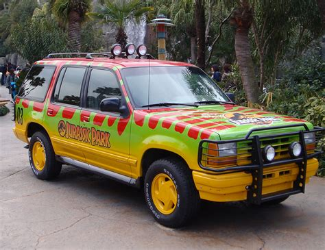 Parks Ford by Explorer Ford Jurassic Park