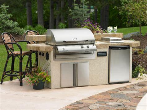 outdoors kitchen utilities in an outdoor kitchen hgtv