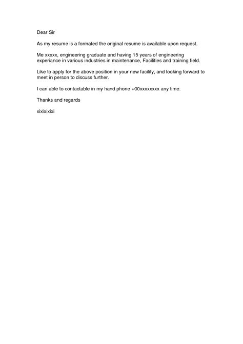 simple cover letter easy template pix widescreensimple