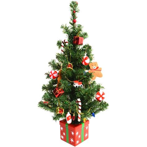 pre decorated trees delivered fantastic pre decorated 60cm 24 quot artificial desk top table